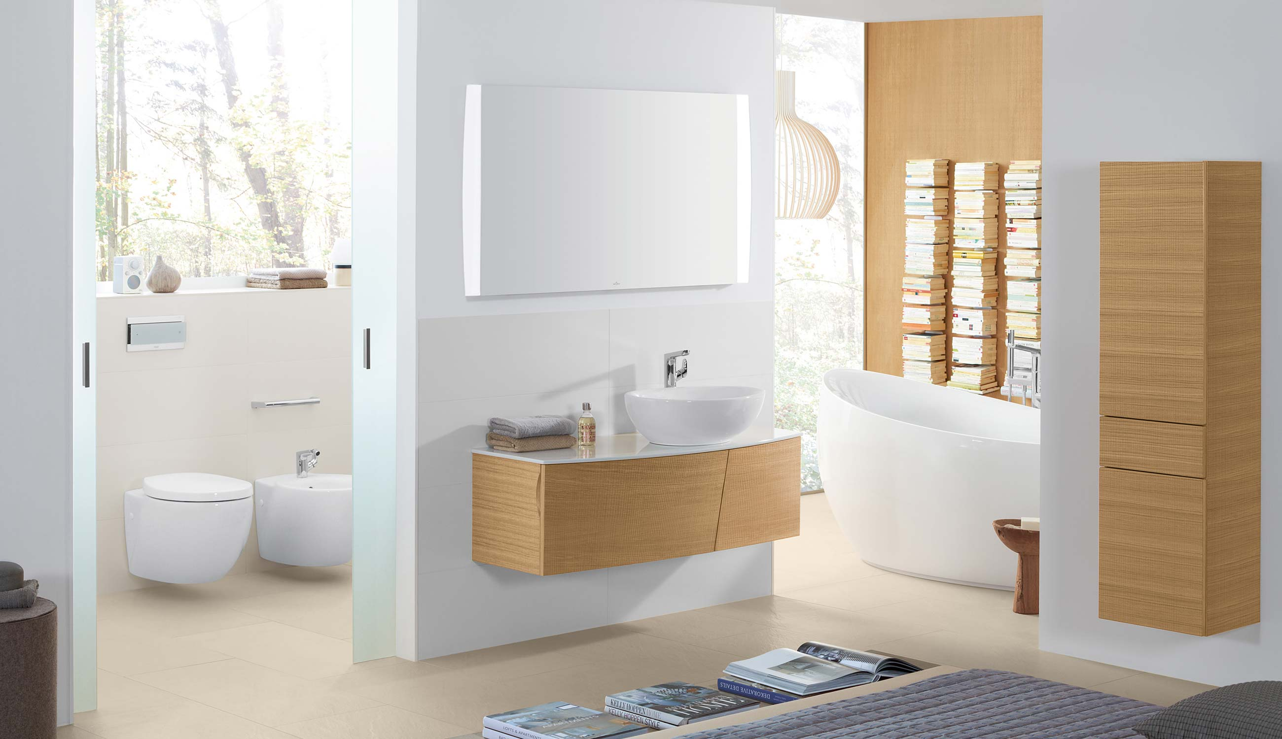 Aveo New Generation, furniture, Villeroy & Boch